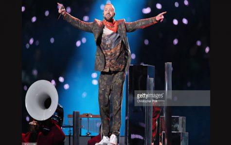 Justin Timberlake's Halftime Performance