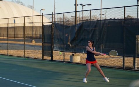 BJ Tennis Starts New Season with a Victory