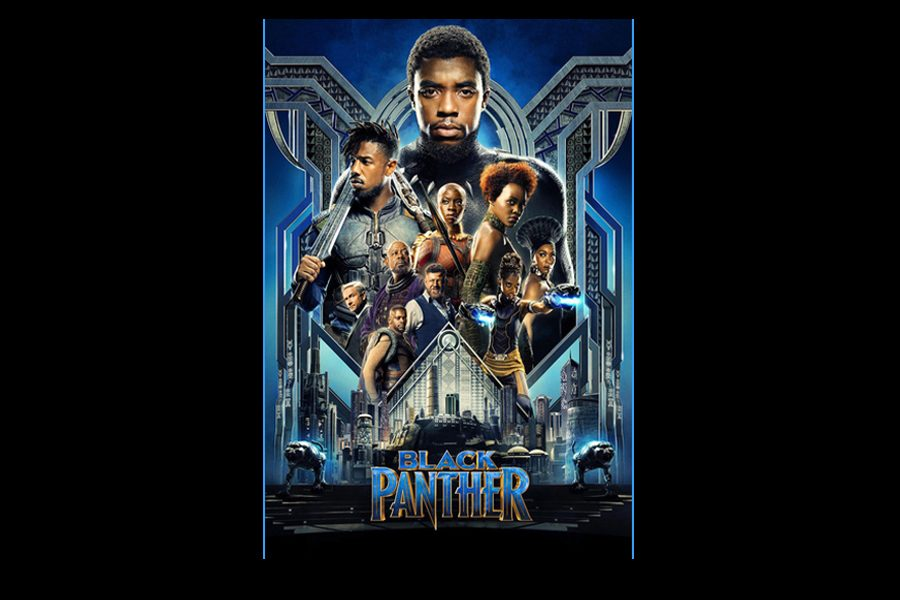 Marvel's Black Panther movie
