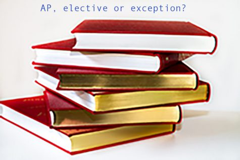 AP Classes: Electives or Exceptions