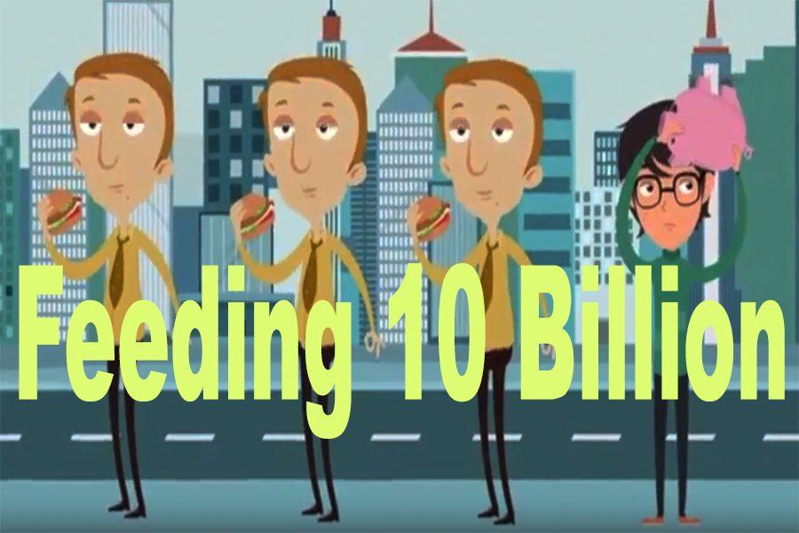 Feeding 10 Billion PSA
