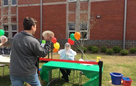 Pie In the Face: Autism Awareness Month!