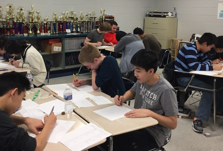 Math Team: The Best of the Best