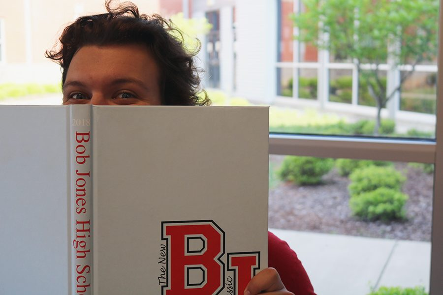 Revealing Bob Jones: Bringing Yearbook Pages to Life