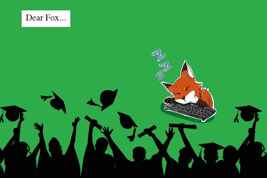 Dear Fox, Where to?