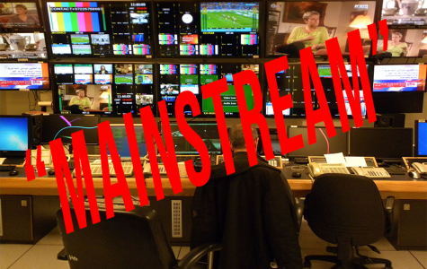 """Can We Please Stop With the """"Mainstream Media"""" Label?"""