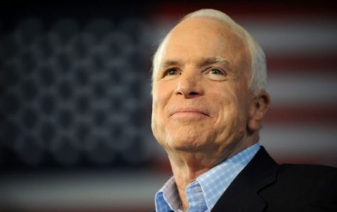 John McCain Passes Away