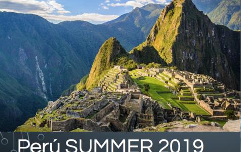 Student Travel: A Trip to Peru