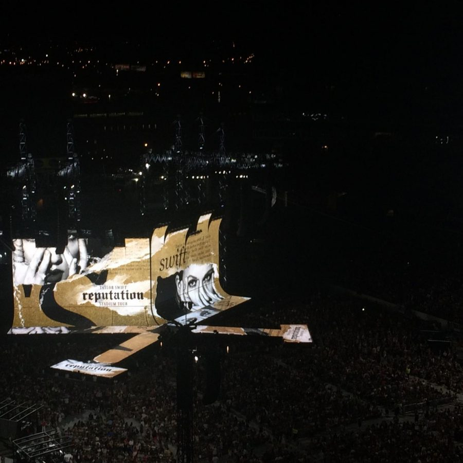 Look What You Made Her Do: Reputation Concert Review