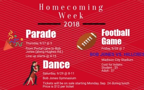 Homecoming Week 2018