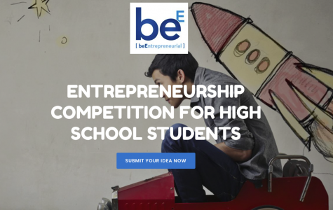 Be Entrepreneurial: A Contest for Business-Minded Students