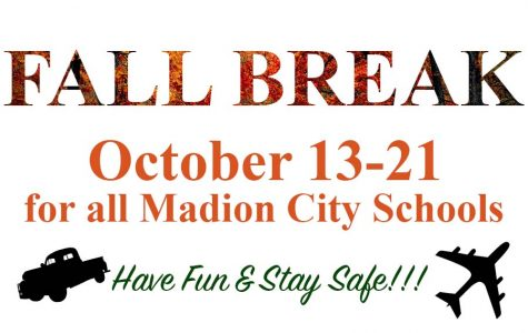 Fall Break… More Than a Treat!