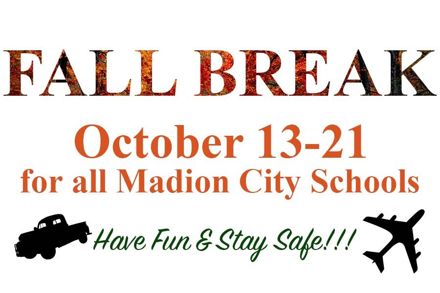 Fall Break... More Than a Treat!