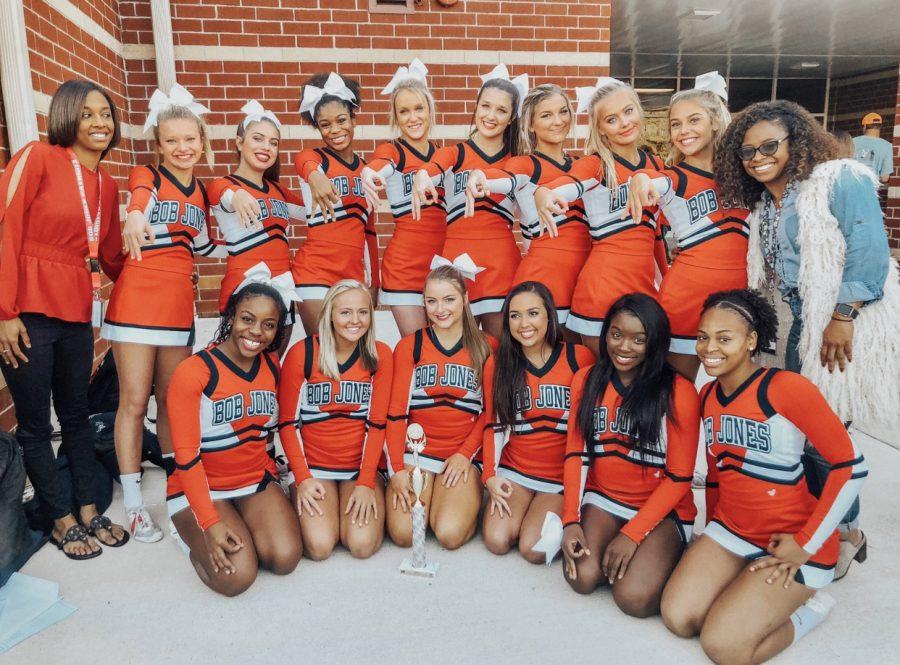 Cheer: A Redemption Year
