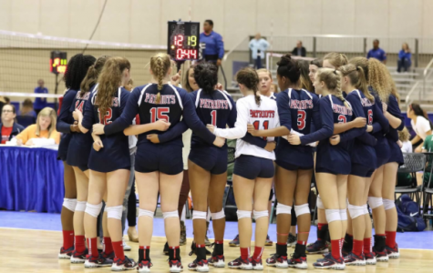 Bob Jones Volleyball: Your State Runner Up!