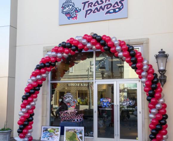 Merchandise Madness: Rocket City Trash Pandas