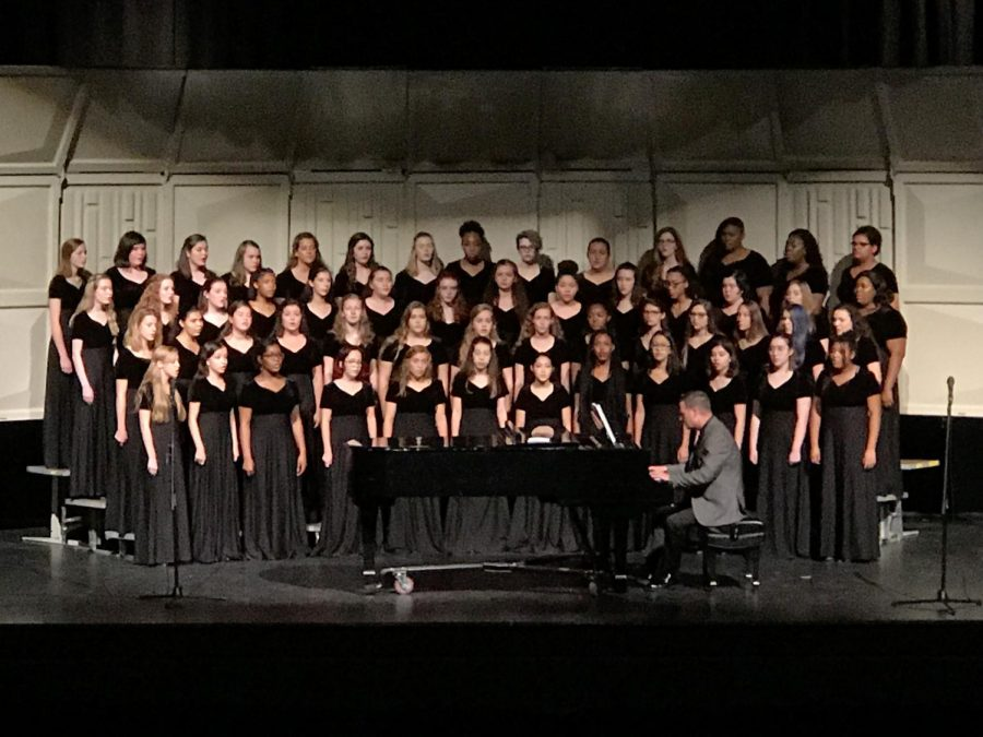 Winter Choir Concert and Art Show