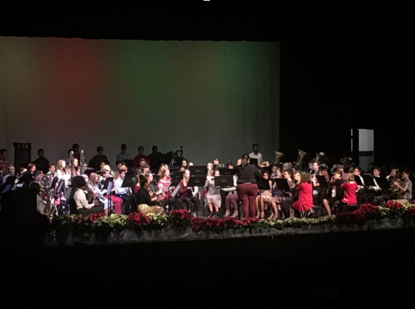 Bob Jones Band Concert: Christmas Memories