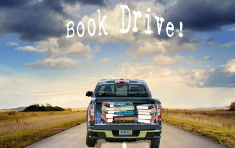 Book Drive: It's Not Too Late to Promote Literacy