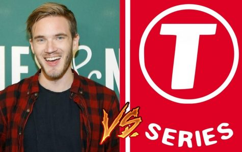 PewDiePie v.s. T-Series: Who Will Prevail?