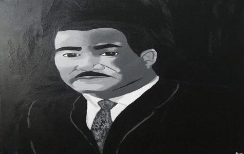 MLK Acrylic Speedpaint