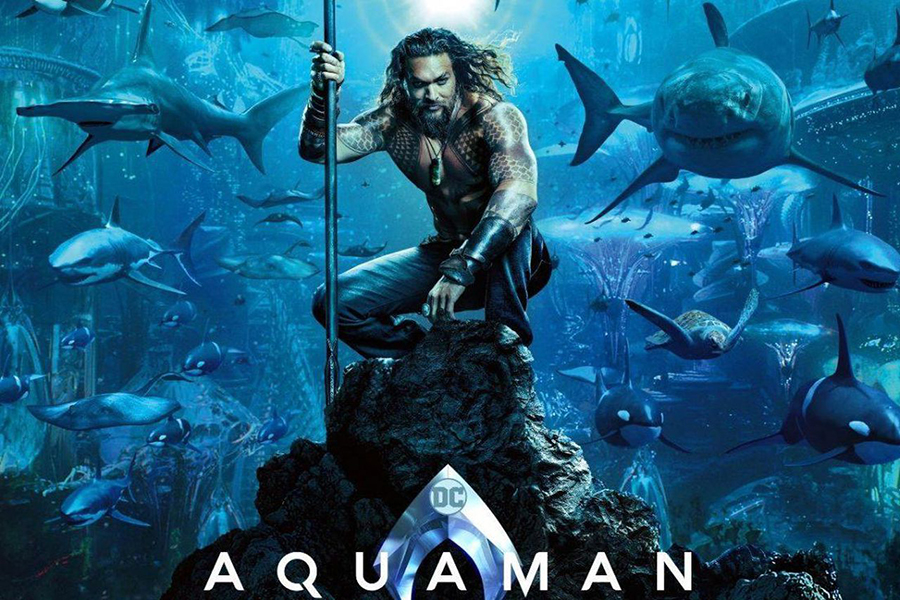 The Aquaman poster sets an exciting tone for the film.