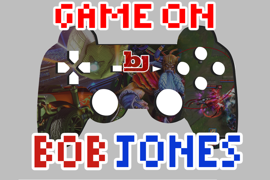 Esports: Game on, Bob Jones!