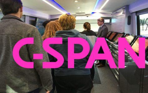 The C-SPAN Bus Visits BJ