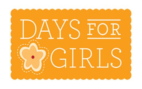 Days for Girls: A New Way to Help