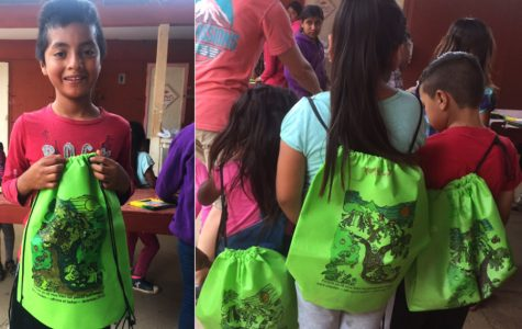 Mission Crafts for San Quintin Children