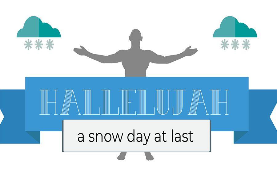 B-Jay Snow Day!