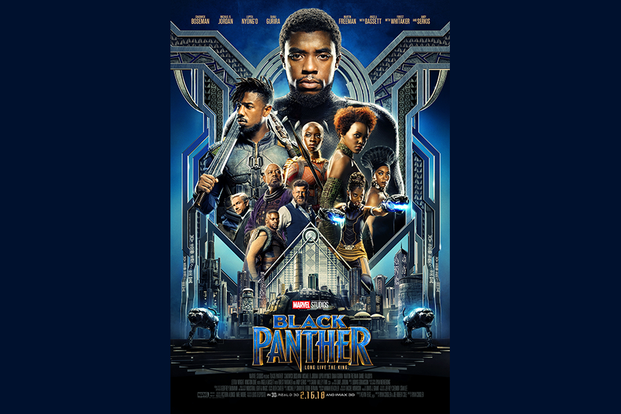 PatPod: Black Panther
