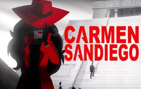 Carmen Sandiego on Netflix
