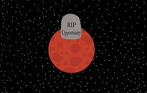 Mars Rover Opportunity's Sad End