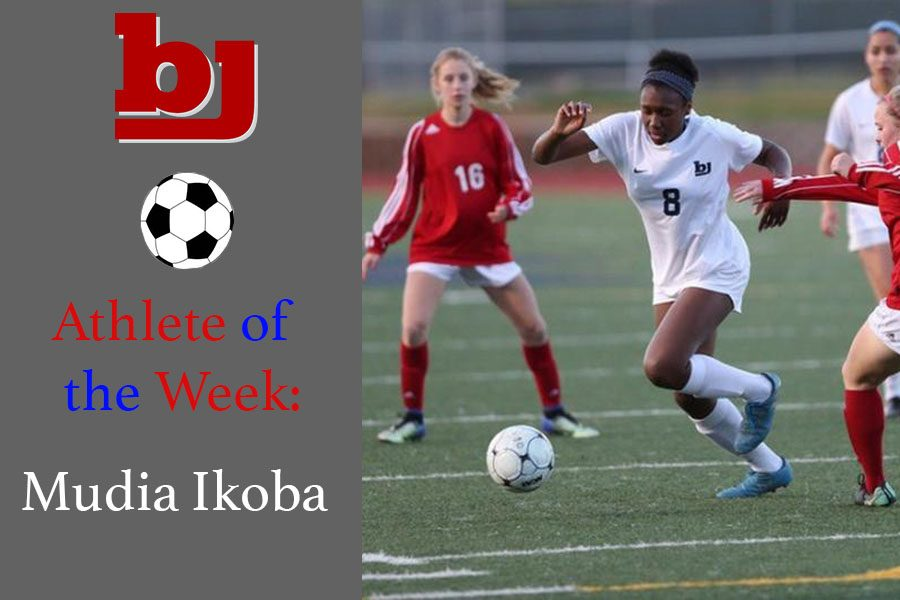 Athlete of the Week: Mudia Ikoba