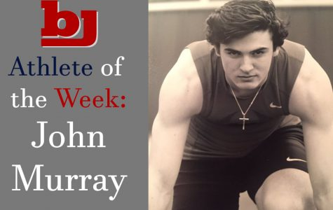 Athlete of the Week: John Murray