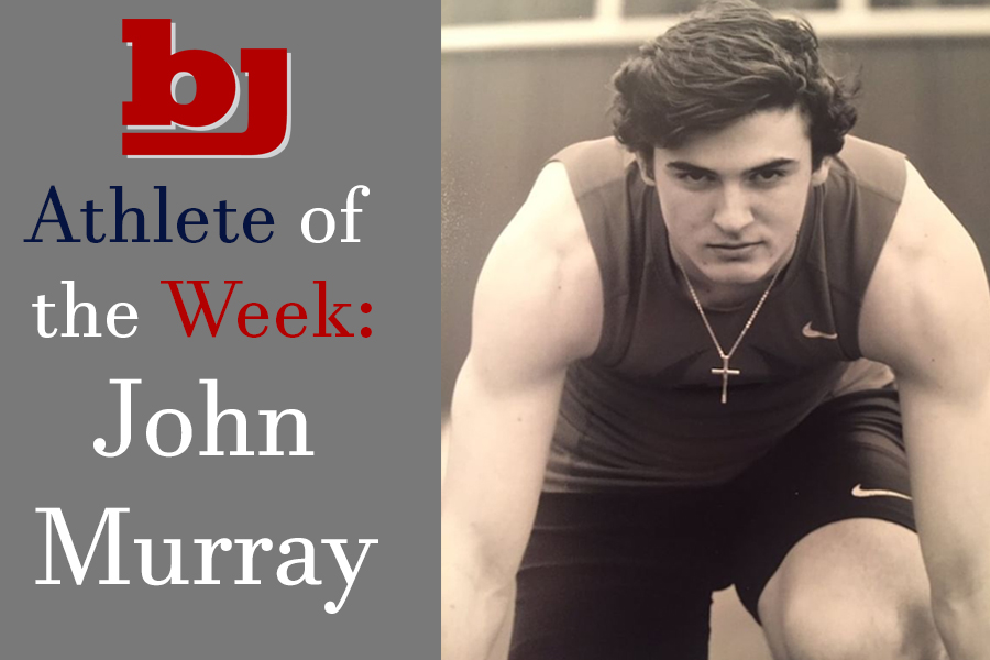 Meet Varsity Track member John Murray