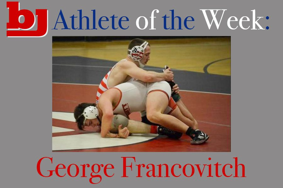 Athlete of the Week: George Francovitch