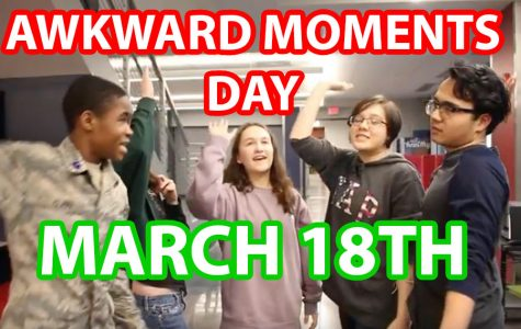 Awkward Moments Day – March 18th