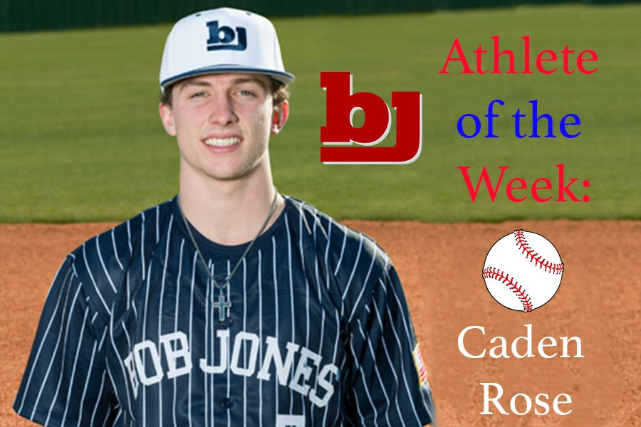 Athlete of the Week: Caden Rose