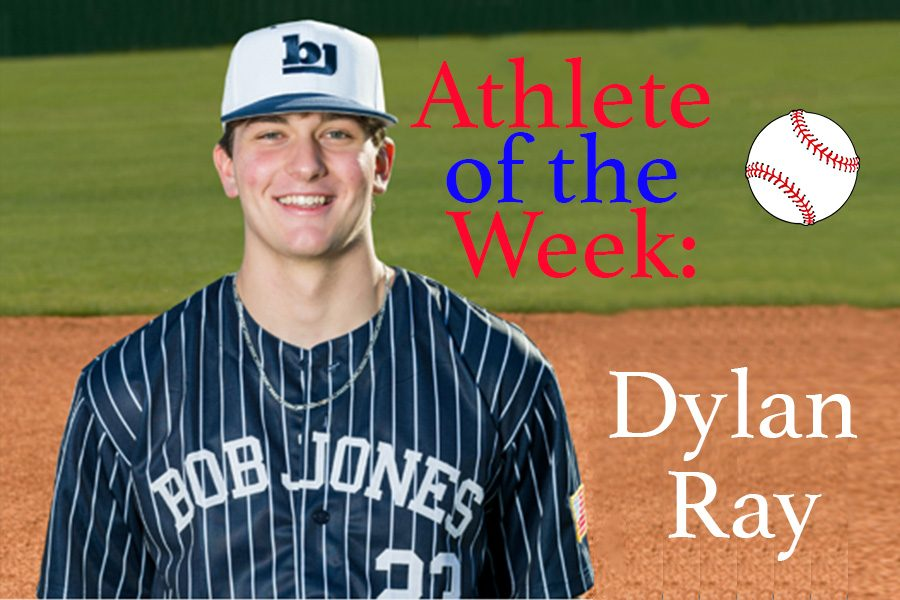 Athlete of the Week: Dylan Ray
