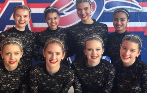 Patriette's Dance Team Goes To Nationals