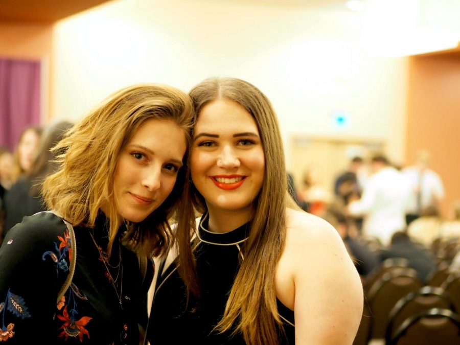 Student Directors- Catherine Merritt & Mackenzie Kilpatrick