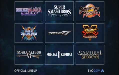 Melee Missing from Evo 2019 Roster