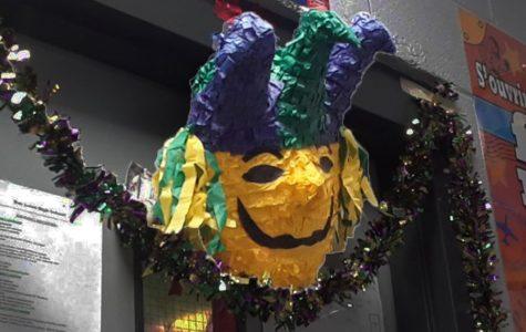 Bob Jones Celebrates Mardi Gras