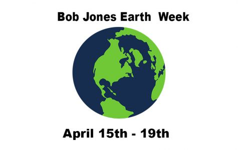 Bob Jones Takes on Earth Week