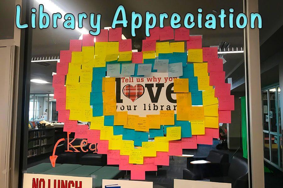 Library Appreciation Week