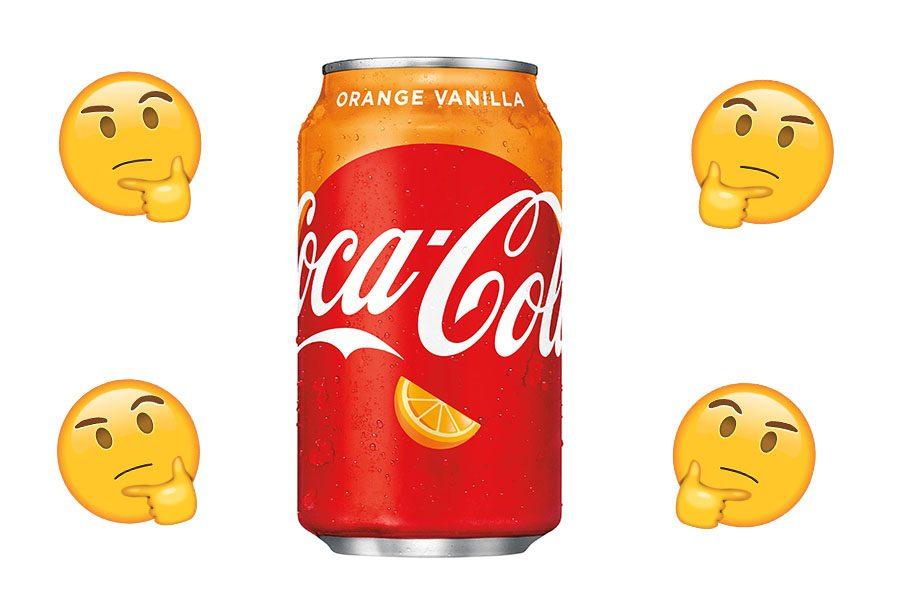 Orange+You+Glad+Coke+Has+a+New+Flavor