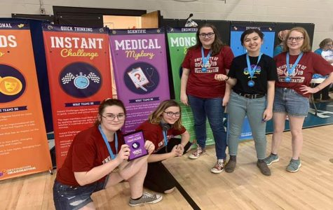 Destination ImagiNation State Competition