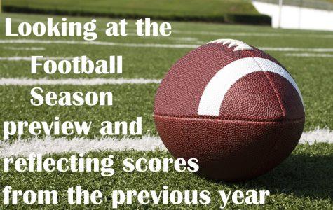 Football Season: Last Year vs. This Year